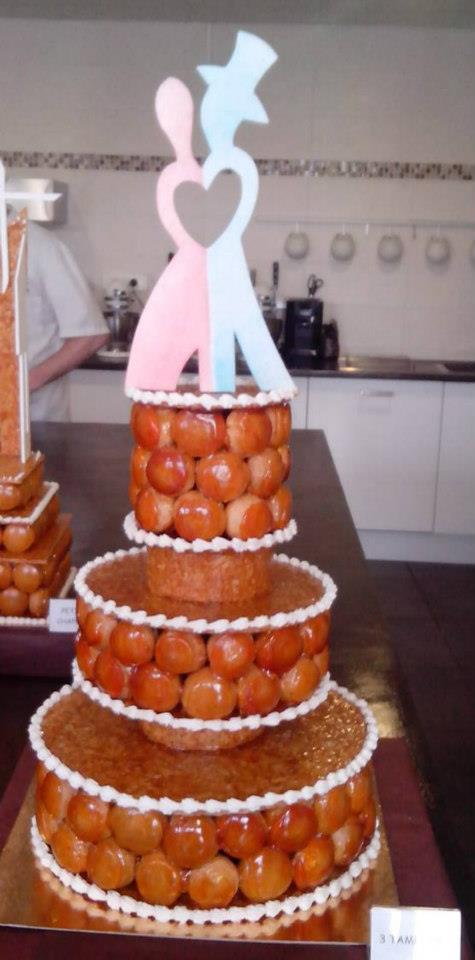 Pâtisserie Bruynooghe  Gâteau mariage